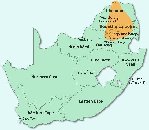 African Languages Sesotho sa Leboa Northern Sotho