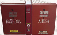The Greater Dictionary of isiXhosa